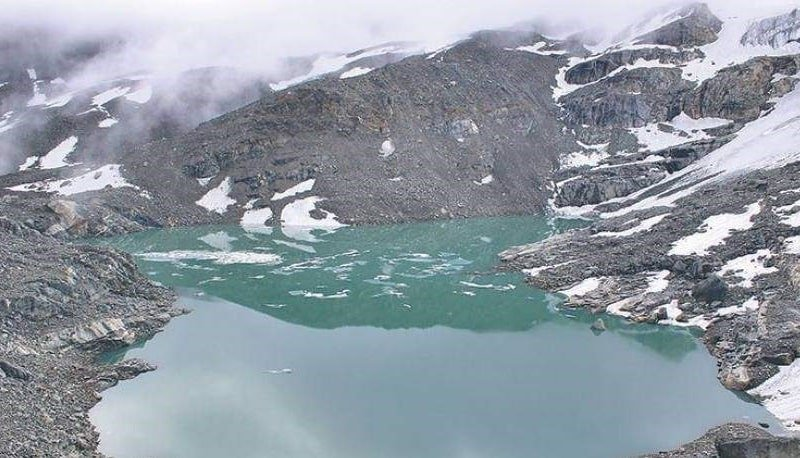 Kajin Sara Lake